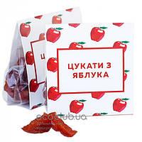 Цукаты из яблока Киевское Сухое Варенье 150г