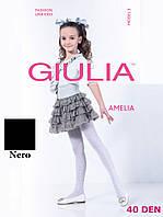Детские капроновые колготки 40DEN (Nero (Черный))