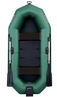 Надувная лодка с навесным транцем Шторм ma240с Dt