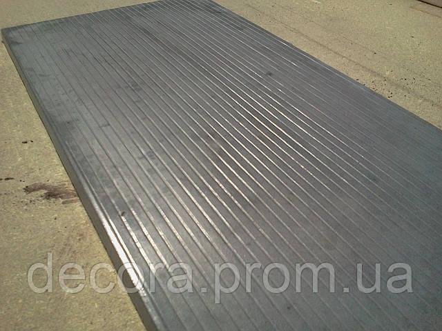 Формы для производства фасадной плитки «Смужка № 3» глянцевые пластиковые