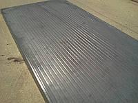 Формы для производства фасадной плитки «Смужка № 3» глянцевые пластиковые, фото 1