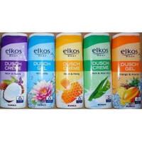 Elkos крем-гель для душа в ассортименте 300 мл, фото 1