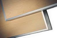 Торцовочный профиль для кухонных фасадов
