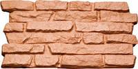 Формы для производства фасадной плитки «Ласточкин хвост» глянцевые пластиковые, фото 1