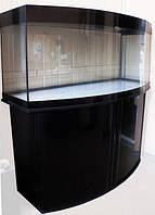 Аквариумный комплект  Овал 125х50х56 производства ТМ Акватика