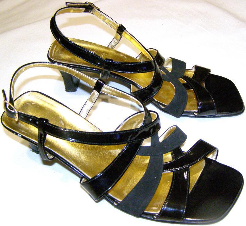 Босоножки женские  кожаные Италия 37 р