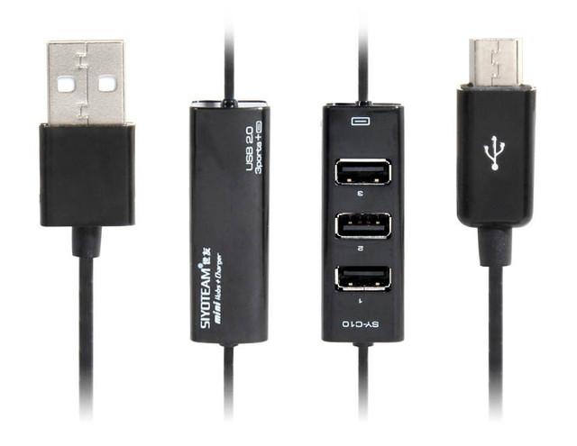 USB Hub SIYOTEAM SY-C10