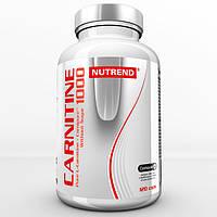 Жиросжигатель Carnitine 1000 (120 caps) Nutrend