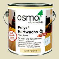 Масло для паркета OSMO шелковисто матовое, фасовка 0.125 л