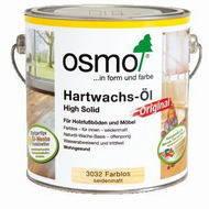 Масло для деревяного пола OSMO шелковисто матовое, фасовка 0.125 л