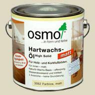 Паркетное масло OSMO матовое, фасовка 0.125 л