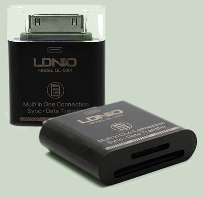 Картридер для Samsung Galaxy LDNIO S-301