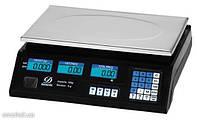 Электронные торговые весы до 50 кг