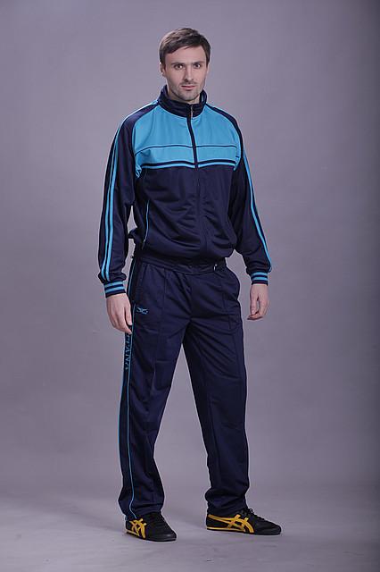 Спортивный костюм Montana сине-голубой р. S