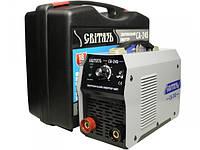 Світязь СА-245 выносливый инверторный сварочный аппарат