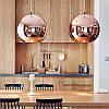Светильник купол Loft [ Copper moon ]