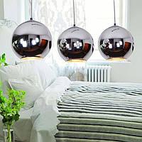 Светильник купол Loft [ Chromed moon ]