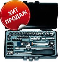 """Набор инструмента FORCE 2421-2 1/4"""" 6-гр. (42 предмета)"""