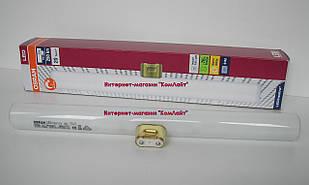 Лампа светодиодная OSRAM LEDinestra 6W/827 S14d один цоколь 300мм диммируемая (Германия)
