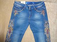 Женские  джинсовые штаны
