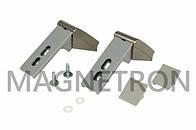 Комплект крепления верхней ручки двери для холодильника Liebherr 9590178