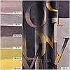 Портьеры (ткани для штор) принтованные. Рисунок: Городская вывеска., фото 3