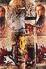 Ткани для штор (портьеры). Рисунок: Кумиры столетия., фото 2