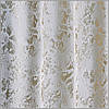 Ткань для штор (портьерная). Рисунок: Следы истории., фото 3