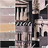 Портьеры (порьерные ткани для штор) принтованные. Рисунок: достопримечательности городов.