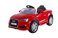 Электромобиль  T-795 Audi A3 RED легковая на р.у. 2*6V4AH с MP3 114*64.5*52.5