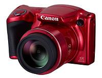 Фотоаппарат Canon PowerShot SX410 IS Red Официальная гарантия + карта памяти 32гб!