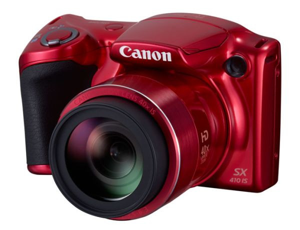 Фотоаппарат Canon PowerShot SX410 IS Red Официальная гарантия + карта памяти 32гб!, фото 1