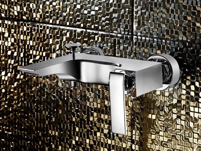 Смеситель для ванны каскадный VENEZIA Kuatro 5010501 (Бесплатная доставка  )