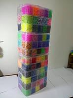 Самый большой 100000 резинок набор для плетения