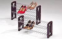 Подставка для обуви 2-х ярусная