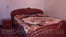 Кровать Антонина 160 2сп 880х1732х2060мм Світ Меблів, фото 3
