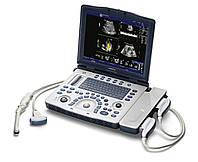 УЗИ аппарат GE LOGIQ V2, портативный УЗИ сканер, мобильный, компактный