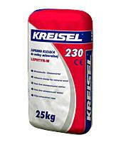 KREISEL 230 Клей для плит из минеральной ваты (зима), 25 кг.