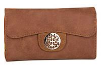 Стильный женский кошелек 7243-1L brown