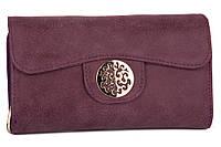 Стильный женский кошелек 7243-1L purple