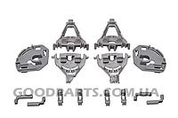 Набор креплений вставок корзины для посудомоечной машины Bosch 418675