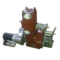 Пусковой двигатель ПД-10 в сборе (Д24С01-5)