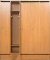 Шкаф 5-ти дверный для раздевалки