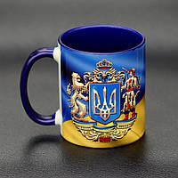 """Чашка """"Український герб"""", фото 1"""
