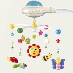 Мобиль KI-901 Солнечный зайчик с проекцией