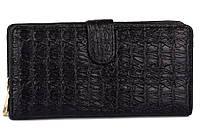 Модный женский кошелек E523L black