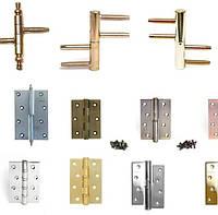 Как выбрать дверные петли