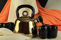 Штоф керамический Чайник с рюмками