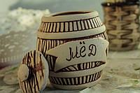 Горшочек для мёда малый, керамика