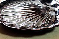 Блюдо керамическое Гребень